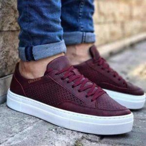 Chekich CH257 Black Black Male Sneakers – Zawwali